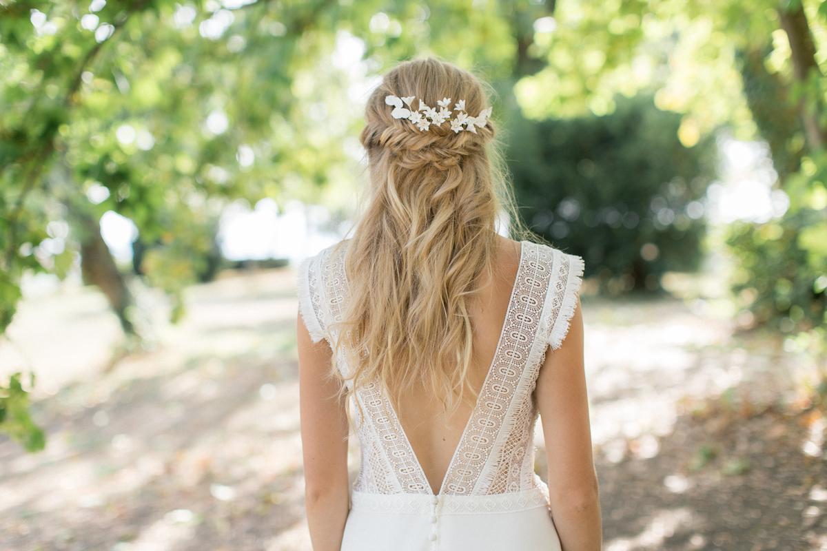 L'Atelier de Sylvie | Bijoux & Accessoires de mariage | La Mariée Sous Les Etoiles | Credit Lena G Photography