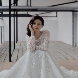Caroline Quesnel   Collection 2019 robes de mariée   Rock My World Photography   La Mariée Sous Les Etoiles