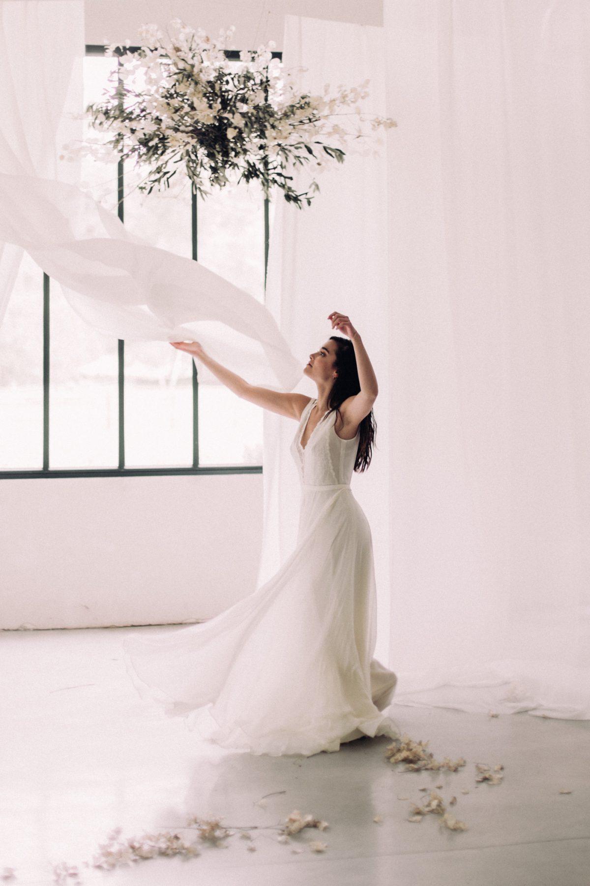 Atelier Swan | Collection 2019 robes de mariée | Credit Juli Etta | La Mariée Sous Les Etoiles