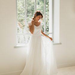 Mathilde Marie collection 2019 robes de mariée | La Mariée Sous Les Etoiles | Credit Charlotte Navio