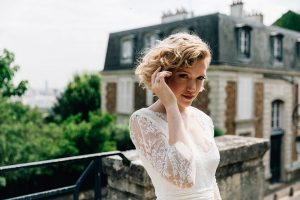 Organse | Robe de mariée Paris | La Mariée Sous Les Etoiles | Crédit Pierre Atelier