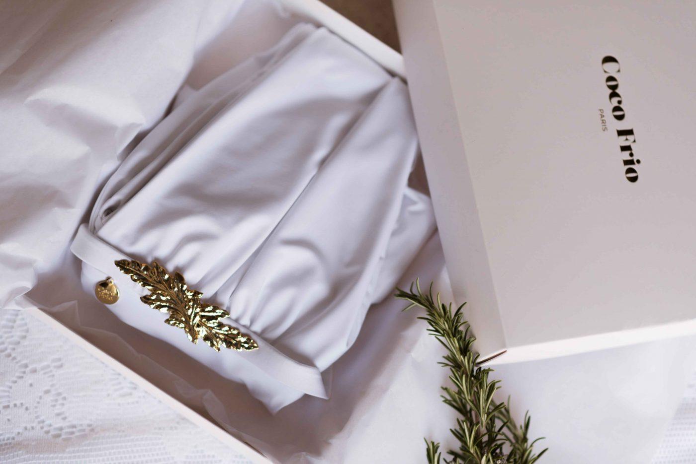 La Sposa Minori • le maillot de bain des jeunes mariées par Anne de Lafforest x Coco Frio