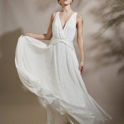 Anne de Lafforest • Une Maison d'élégance de robes de mariée couture | Anne Charlotte Moulard | La Mariée Sous Les Etoiles