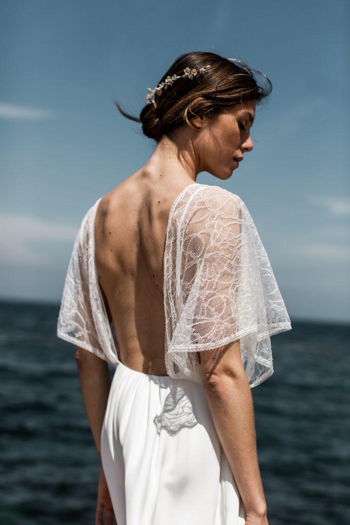 Lorafolk Collection 2020 | Robes de mariée | Crédit Laurence Revol | La Mariée Sous Les Etoiles