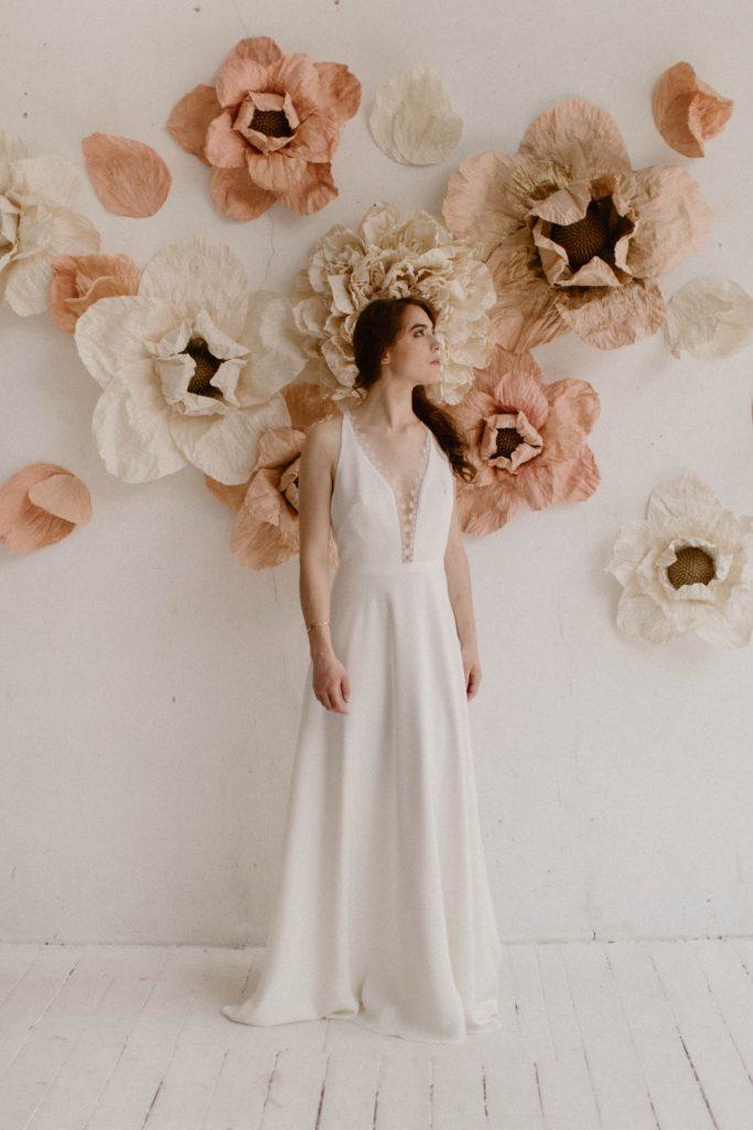 Atelier Swan collection 2020 robes de mariée | Juli Etta photography | La Mariée Sous Les Etoiles