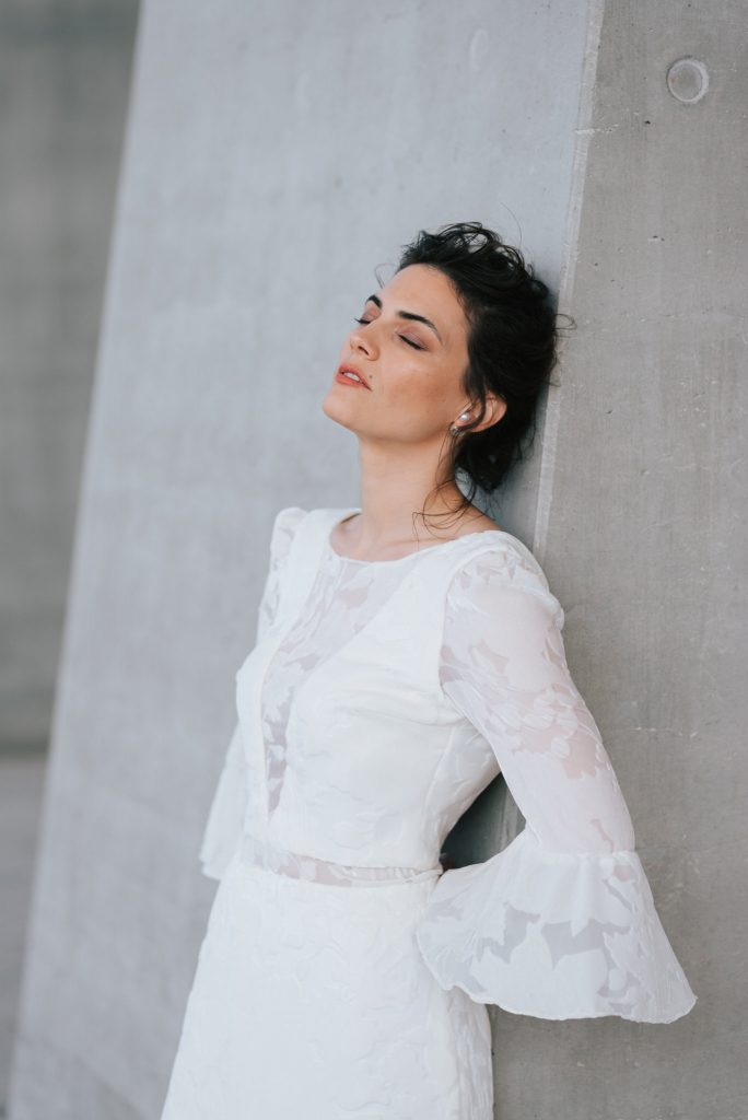 Clémentine Iacono • collection 2020 de robes de mariée