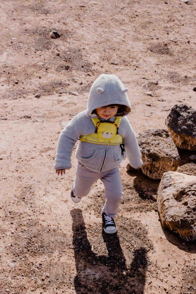 El Mirador del Rio | Voyager en van aux Canaries | Découvrir Lanzarote en famille en mode slowlife | La mariée sous les étoiles