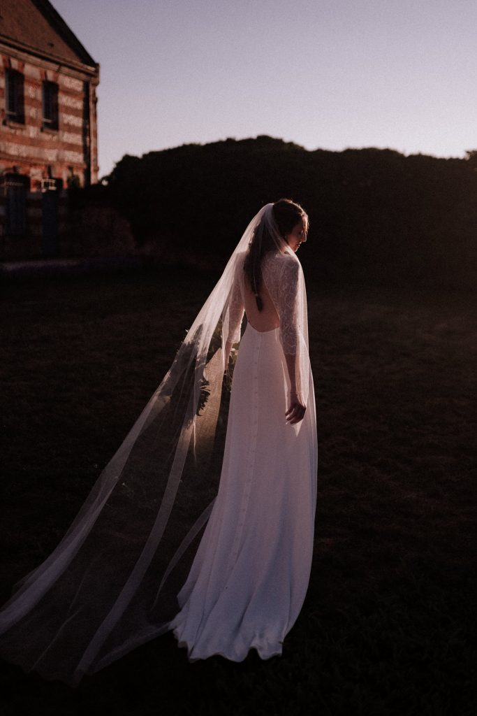 Lika Banshoya | Poetic Photography | La Mariée Sous Les Etoiles