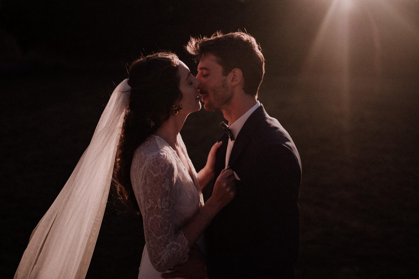 Lika Banshoya | Une photographe de mariages poétqiues et d'amoureux atypiques | La Mariée Sous Les Etoiles