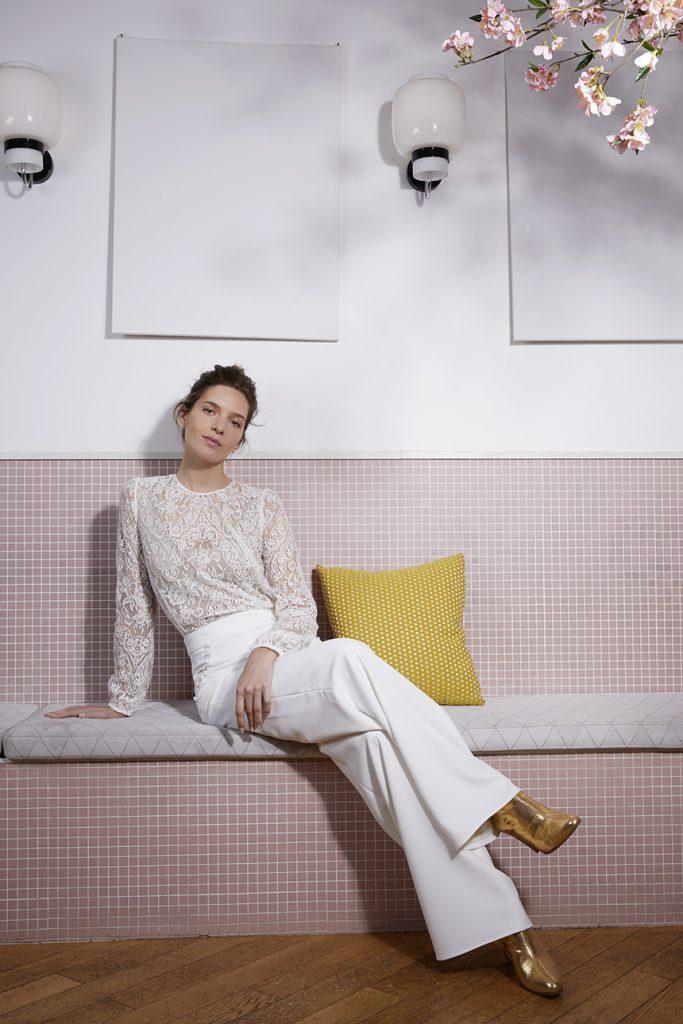 Sélection de robes de mariée civile 2020 | Lorafolk | La Mariée Sous Les Etoiles