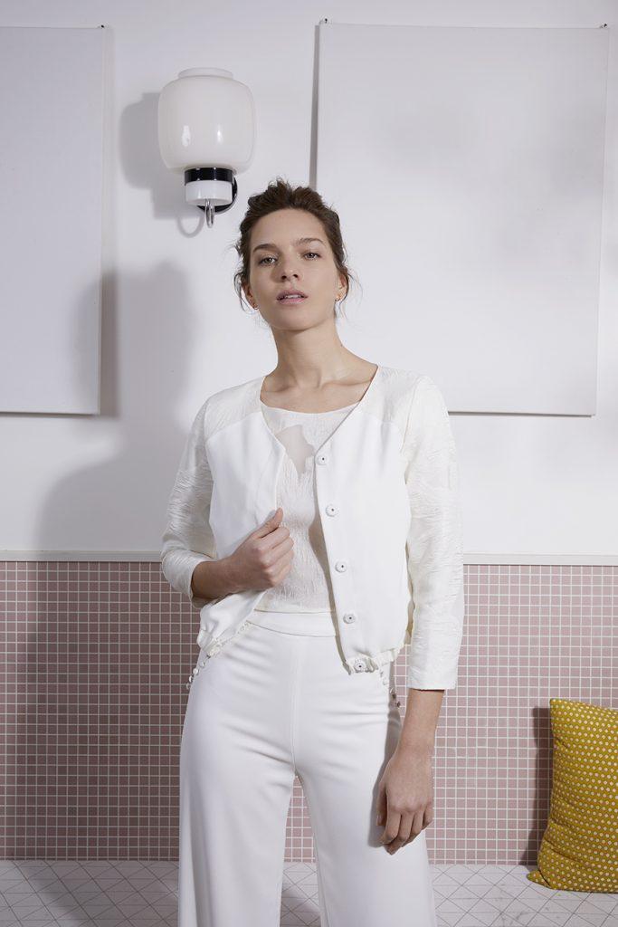 Sélection de robes de mariée civile | Anne de Lafforest | La Mariée Sous Les Etoiles