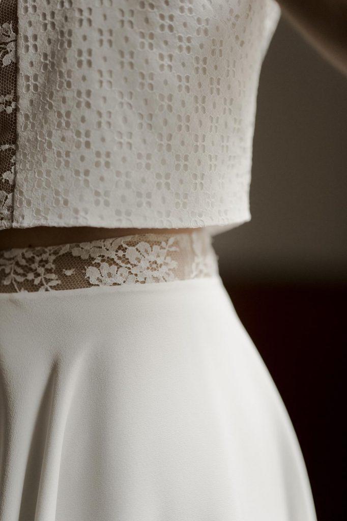 Sélection de robes de mariée civile | Mathilde Marie | Photo Solveig & Ronan | La Mariée Sous Les Etoiles