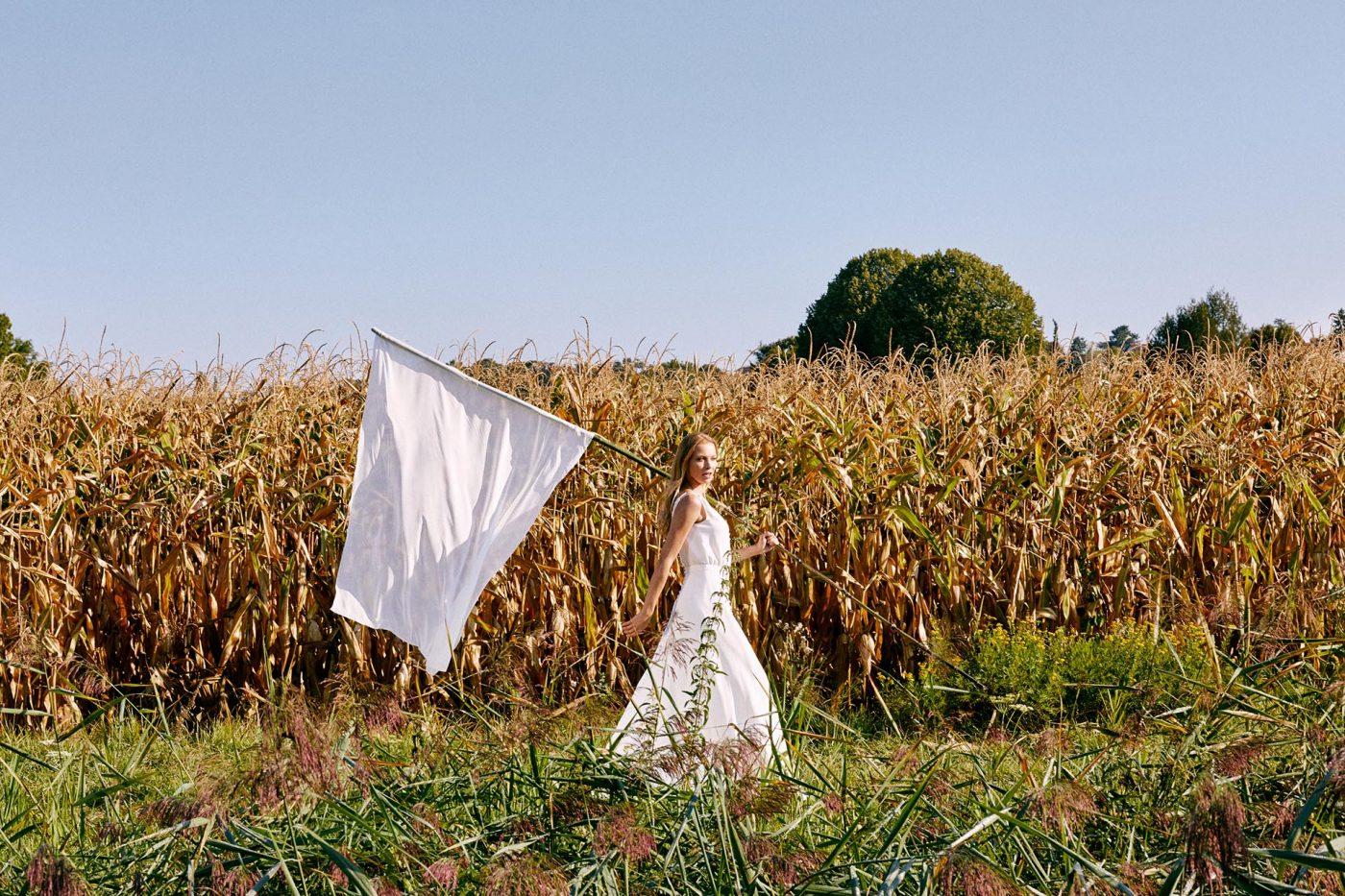 Mathilde Marie • collection 2021 de robes de mariée