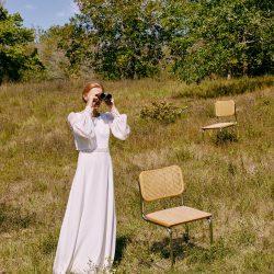 Mathilde Marie collection 2021 de robes de mariée | La Mariée Sous Les Etoiles | Florie Berger