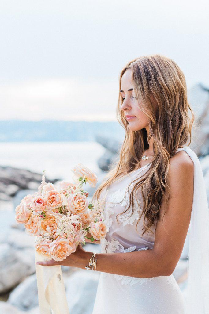 Louise Valentine collection 2021 de robes de mariée bio | Thomas Audiffren | La Mariée Sous Les Etoiles