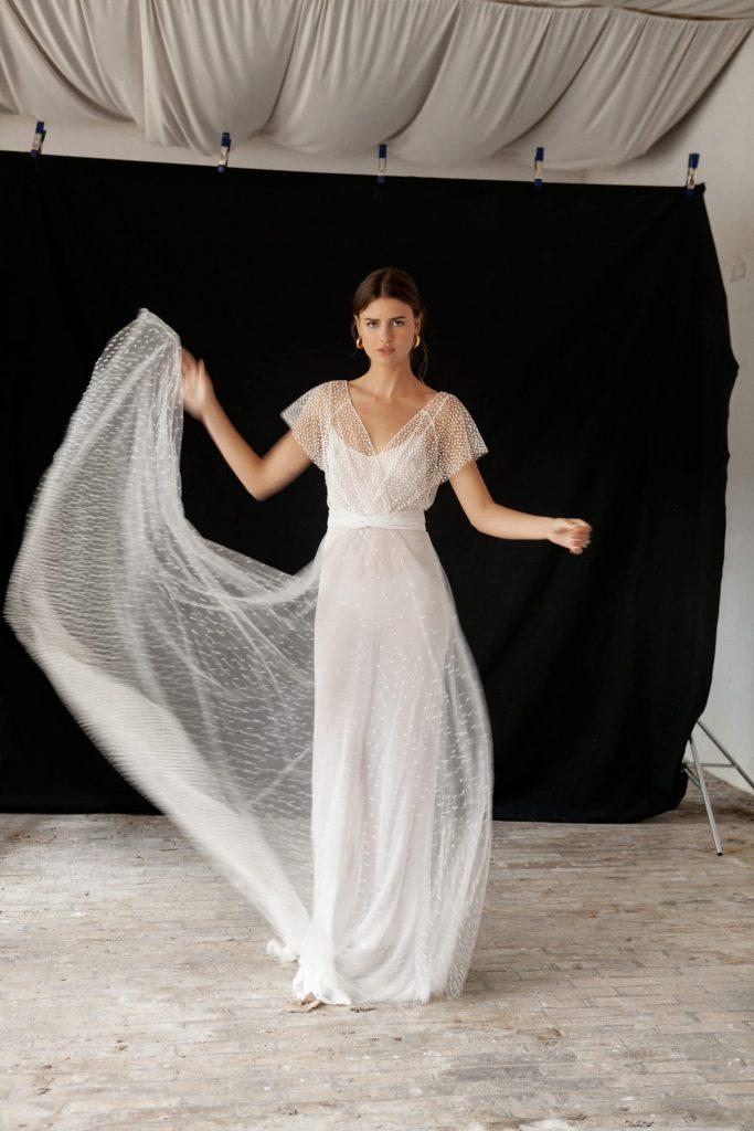 Maison Floret | Collection 2021| Robes de mariee | We are mbgram | La Mariée Sous Les Etoiles