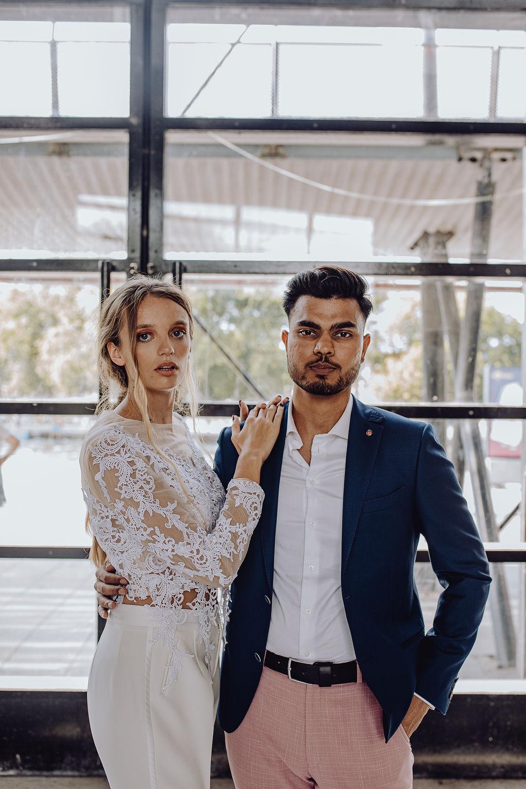 Editorial - un mariage urbain et intime à Paris | Benoit Pitre Photography | La Mariée Sous Les Etoiles blog mariage
