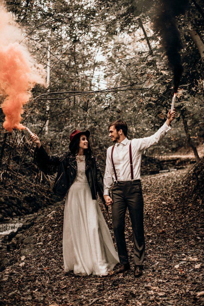 Mariage aux couleurs automnales dans le Piémont en Italie | Isi Eventi | Crédit  Giada Joey Cazzola | La Mariée Sous Les Etoiles