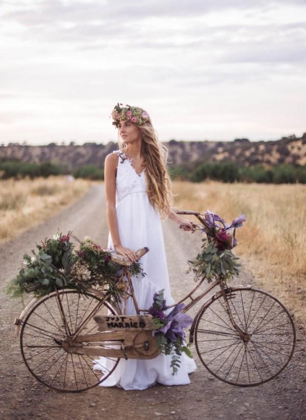 Inspirations mariage champêtre | © Volvoreta Bodas