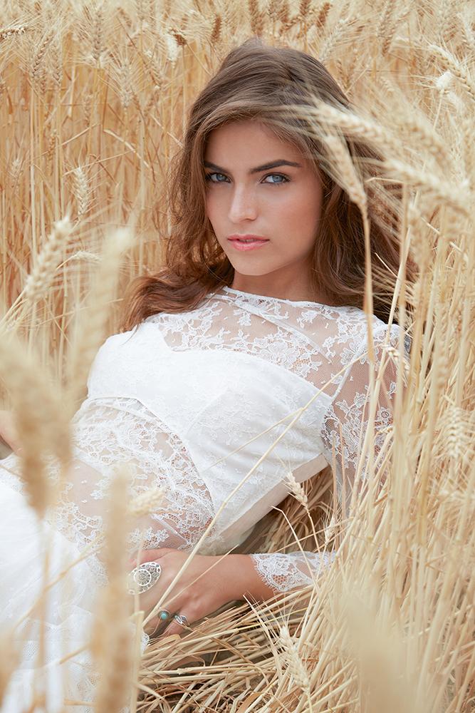 Fabienne Alagama ★ Collection 2016 - Robe de mariée Amie © Sandra Fourqui | La Mariée Sous Les Etoiles