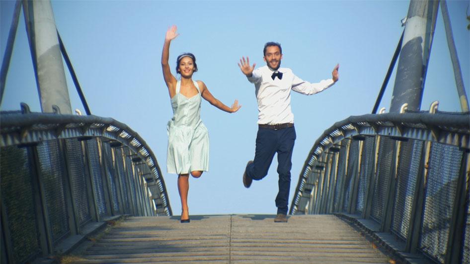 Save The Date vidéo ✩Charleston de Justine & Alban| La Mariée Sous Les Etoiles