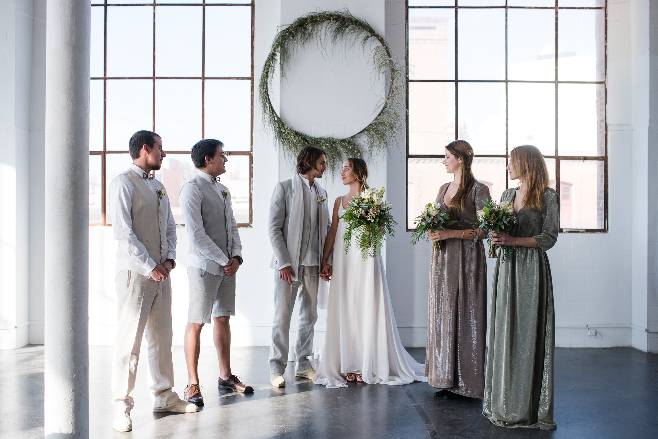 Comment organiser une cérémonie laïque de mariage | Credit Harold Abellan Photography pour Make My Wed