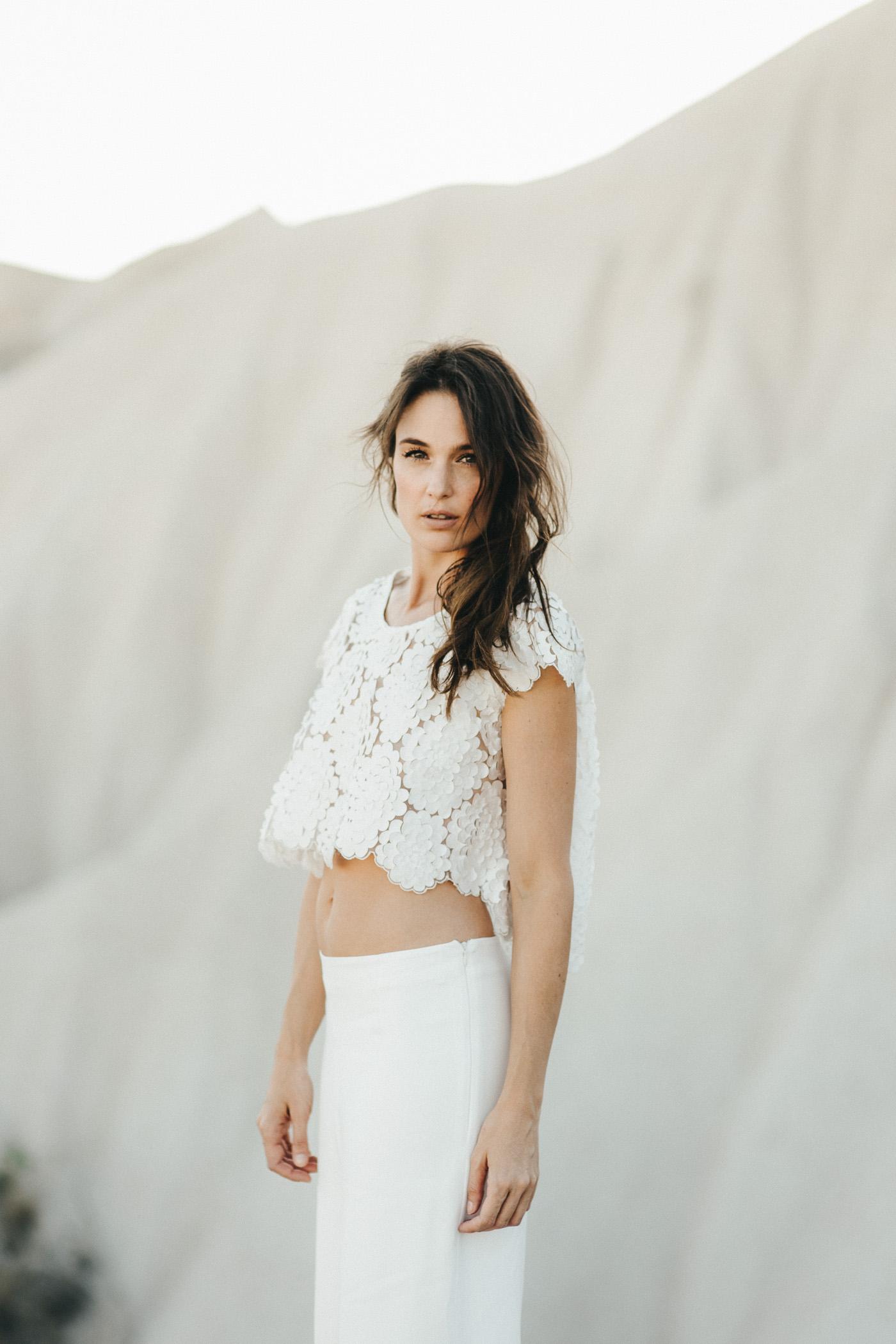 Elisa Ness • Nouvelle collection 2018 de robes de mariée • Escapade à Cappadoce