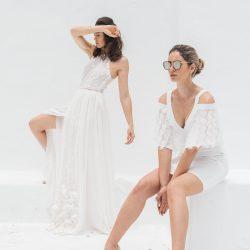 Elisa Ness Collection 2019 Tandem - Crédit Fabien Courmont - La Mariée Sous Les Etoiles