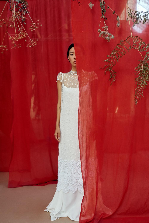 Salomé Gautard | Collection 2019 | Robes de mariée | Alex Tome | La mariée sous les étoiles