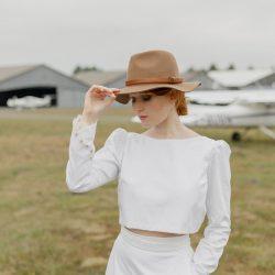 Louise Valentine • robes de mariée bio collection 2019