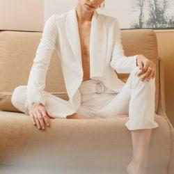 Elisa Ness • collection brunch 2019 | Fabien Courmont Photography | La Mariée Sous Les Etoiles