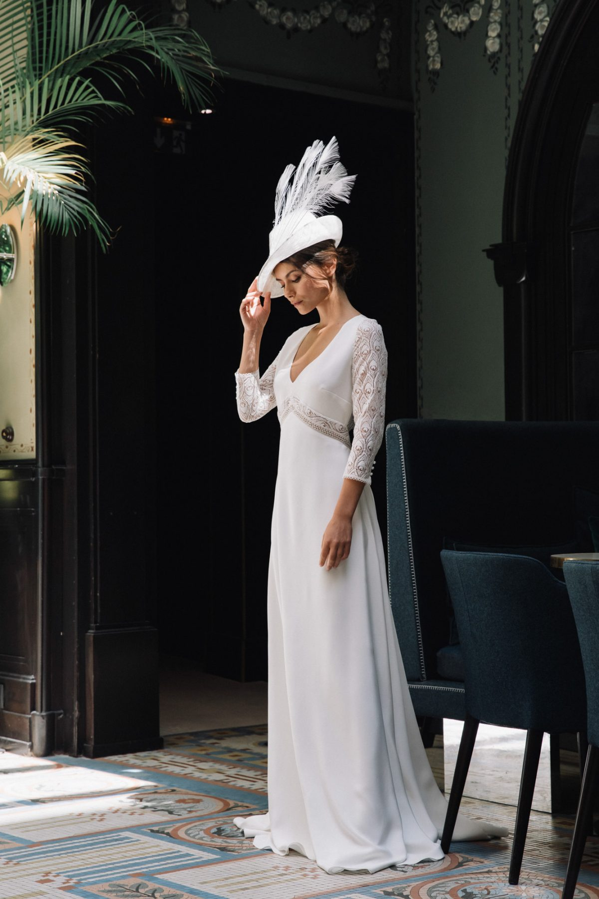 Mathilde Marie collection 2020 de robes de mariée