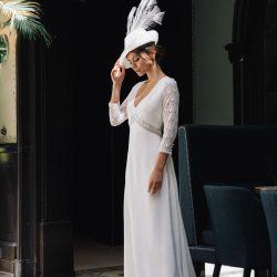 Mathilde Marie collection 2020 de robes de mariée