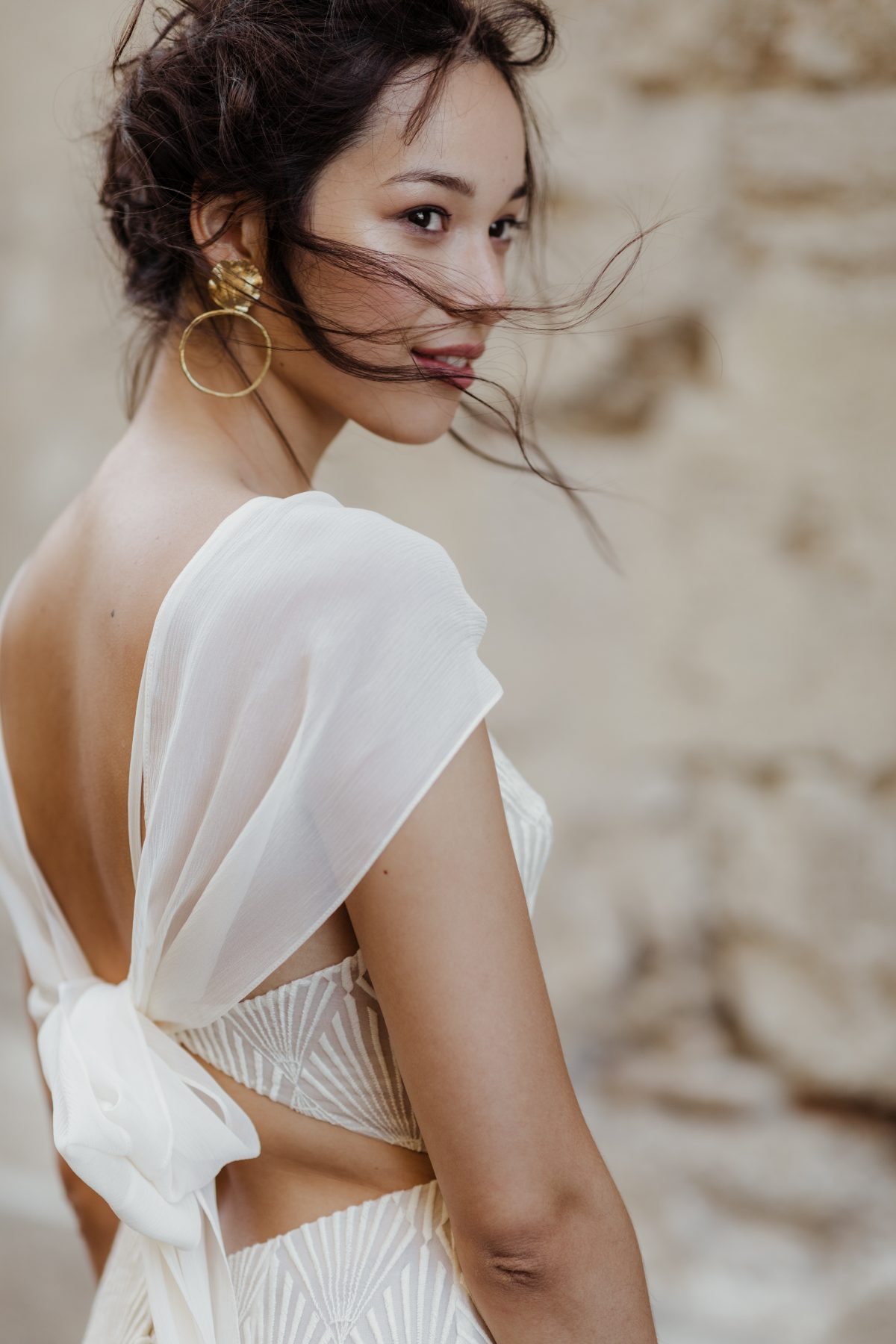 collection 2020 robes de mariée éco-responsables | Marielle Maury | Capyture Photography | La mariée sous les étoiles
