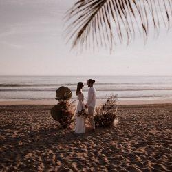 Un elopement à Playa Viva au Mexique | Credit Lika Banshoya | La Mariée Sous Les Etoiles
